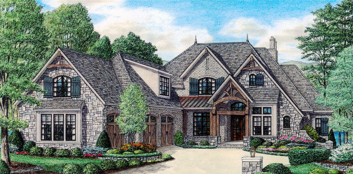 Ellington Estate Stephen Davis Home Design