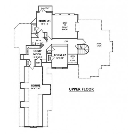 EllingtonEstateUpperFloor