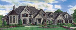 HITHERWOOD RENDERING