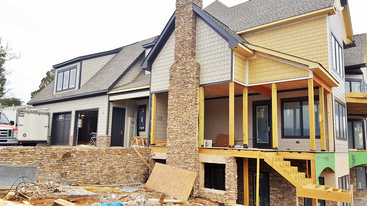 Alspach stephen davis home design for New home construction designs